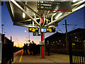 SP5175 : Dawn commuters at Rugby : Week 41