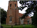 TM2844 : All Saints Church, Waldringfield by Adrian Cable