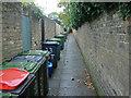 TL4558 : Back Alley : Week 43