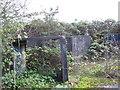 ST6176 : WW2 Anti-aircraft gun site on Pur Down by Dr Duncan Pepper