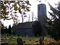 TM2550 : St Andrew's Church, Hasketon by Adrian Cable