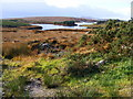 B8012 : North east corner of Lough Chrathai by A McCarron