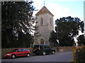 TQ3763 : Church of St Mary the Blessed Virgin, Addington, Surrey by Dr Neil Clifton
