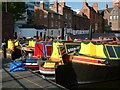SP0686 : Gas Street Basin, Birmingham by Graham Taylor