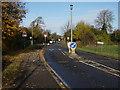 TL5057 : Traffic calming at Teversham by Hugh Venables
