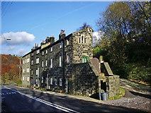 SE0023 : Four Gates End, Cragg Road Cragg Vale by Alexander P Kapp