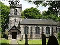 SJ9250 : Bagnall Parish Church by Colin Park