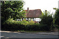 TQ6940 : Wealden Hall House, Penhall Cottage, Lamberhurst Road, Horsmonden, Kent by Oast House Archive