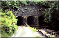 NN1379 : Tunnel under the Caledonian Canal by ronnie leask