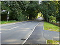 SP8801 : Martinsend Lane by Shaun Ferguson