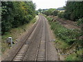 SP8704 : Line heading to Great Missenden by Shaun Ferguson