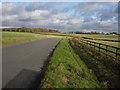 TL6155 : Road towards Brinkley by Hugh Venables