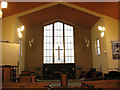 TQ2466 : Emmanuel church, Morden - interior by Stephen Craven