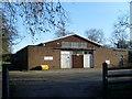 SU8897 : Telephone Exchange, Widmer End by David Hillas
