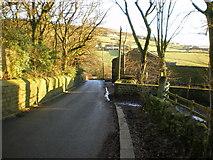 SE0027 : Walker Lane, Ibbot Royd by Alexander P Kapp