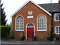 TM3969 : Former Methodist Chapel by Adrian Cable
