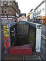 SJ8498 : Ladies' Toilet Stevenson Square : Week 50