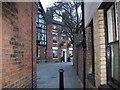 SJ4912 : St Alkmund's Place by Tom McCallister