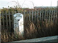 TL1878 : Boundary Post Upton by Michael Trolove