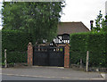 TQ4568 : Tudor House, Petts Wood by Ian Capper