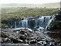 SN9919 : Waterfalls of the Blaen Taf  Fawr 1 by Jonathan Billinger