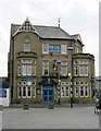 SD3136 : The Stanley Arms Hotel (Blue Room) Church Street, Blackpool by Tom Richardson