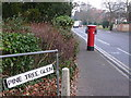 SZ0791 : Westbourne: postbox № BH4 92, Poole Road by Chris Downer