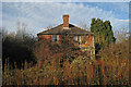 TQ6427 : Derelict Cottages, Batt's Wood Cottages by Oast House Archive