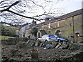 SD9529 : Rodmer Clough by John Illingworth