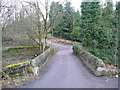 SE0318 : Bridge, Holme House Lane, Barkisland / Rishworth by Humphrey Bolton