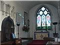 SU9193 : Holy Trinity, East Window by Colin Smith
