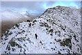 NM9594 : Ridge to Druim a Chuirn : Week 3