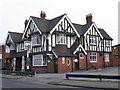 SP0890 : The Yew Tree Pub. Brookvale Road, Witton. by Roy Hughes