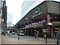 SP0686 : The Pallasades Shopping Centre, Stephenson Street, Birmingham by Stacey Harris
