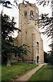 TL5663 : St Cyriac and St Julitta, Swaffham Prior by John Salmon