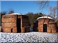 SP8641 : Old brick kilns in Great Linford by Wendy Carey