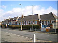 SO9497 : Villiers Primary School, Prouds Lane, Bilston by Richard Law