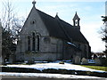 TL1490 : St Helens, Folksworth by Michael Trolove