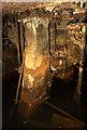 SU6303 : Steam engine, SS Demon, Tipner by Chris Allen