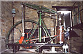 NZ2325 : Beam engine, Shildon by Chris Allen