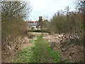TL0536 : Footpath to Flitton by Dennis simpson