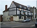 TQ5374 : The Royal Oak Pub, Dartford by David Anstiss