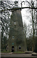 TQ1272 : The Shot Tower, Hanworth by David Kemp