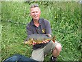 SY9899 : A big perch at Bear Mead by John Palmer