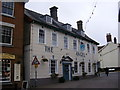 TM3877 : The Angel Public House, Halesworth by Adrian Cable