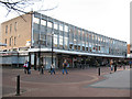 TL0449 : Bedford bus station: rear entrance by Stephen Craven