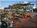 SX9163 : Old Fish Quay, Torquay : Week 10