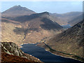 J2923 : Silent Valley and Ben Crom from Slievenaglogh : Week 11