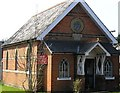 SU8461 : Sandhurst Baptist Church by don cload