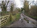SU6299 : Rofford Lane by Shaun Ferguson